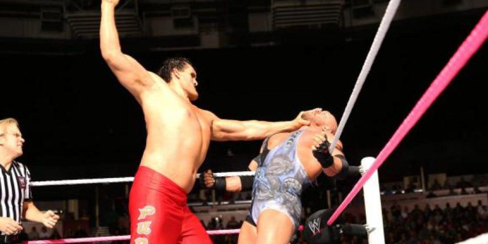 Su nombre real es Dalip Singh Rana Foto:WWE