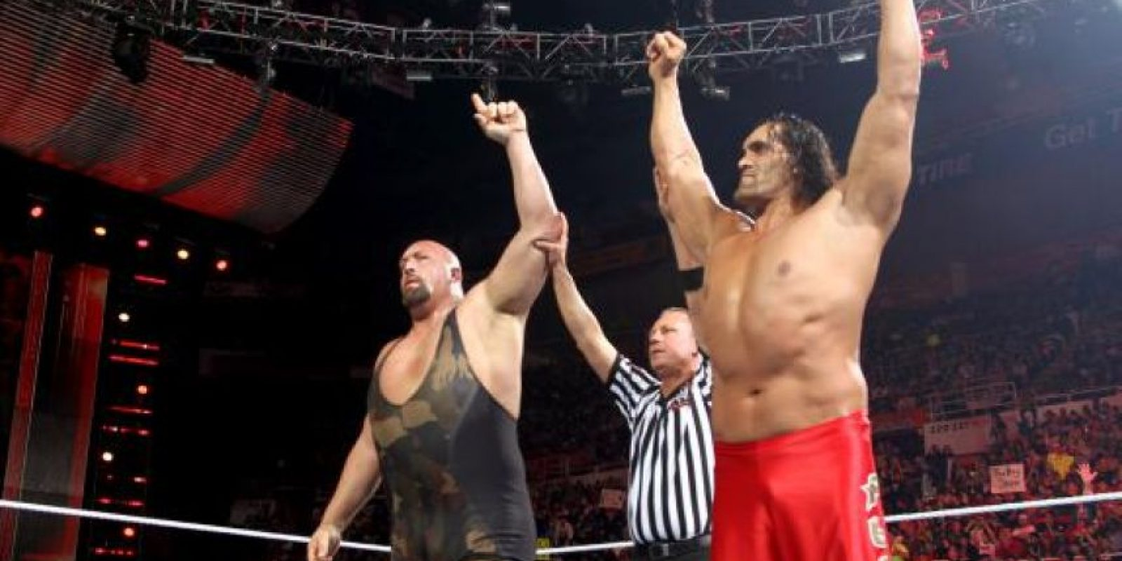 Se trata de The Great Khali Foto: WWE