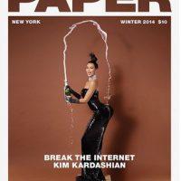 Causó una revolución en la red Foto:Instagram @kimkardashian