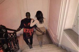 Su marido Kanye West no está celoso Foto:Instagram @kimkardashian