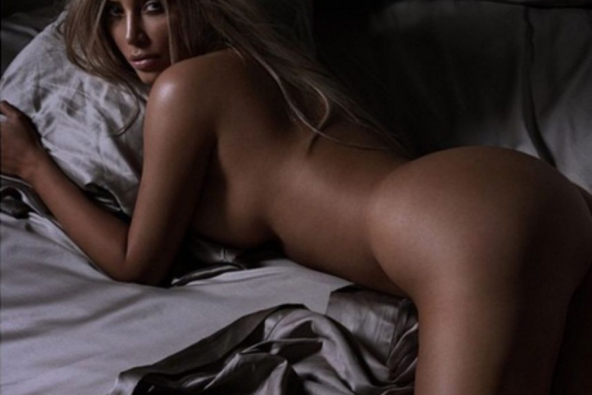 Ha sido ovacionada y criticada Foto:Instagram @kimkardashian