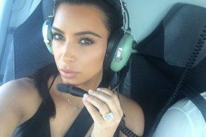 "Ha posado para ""Playboy"" Foto:Instagram @kimkardashian"