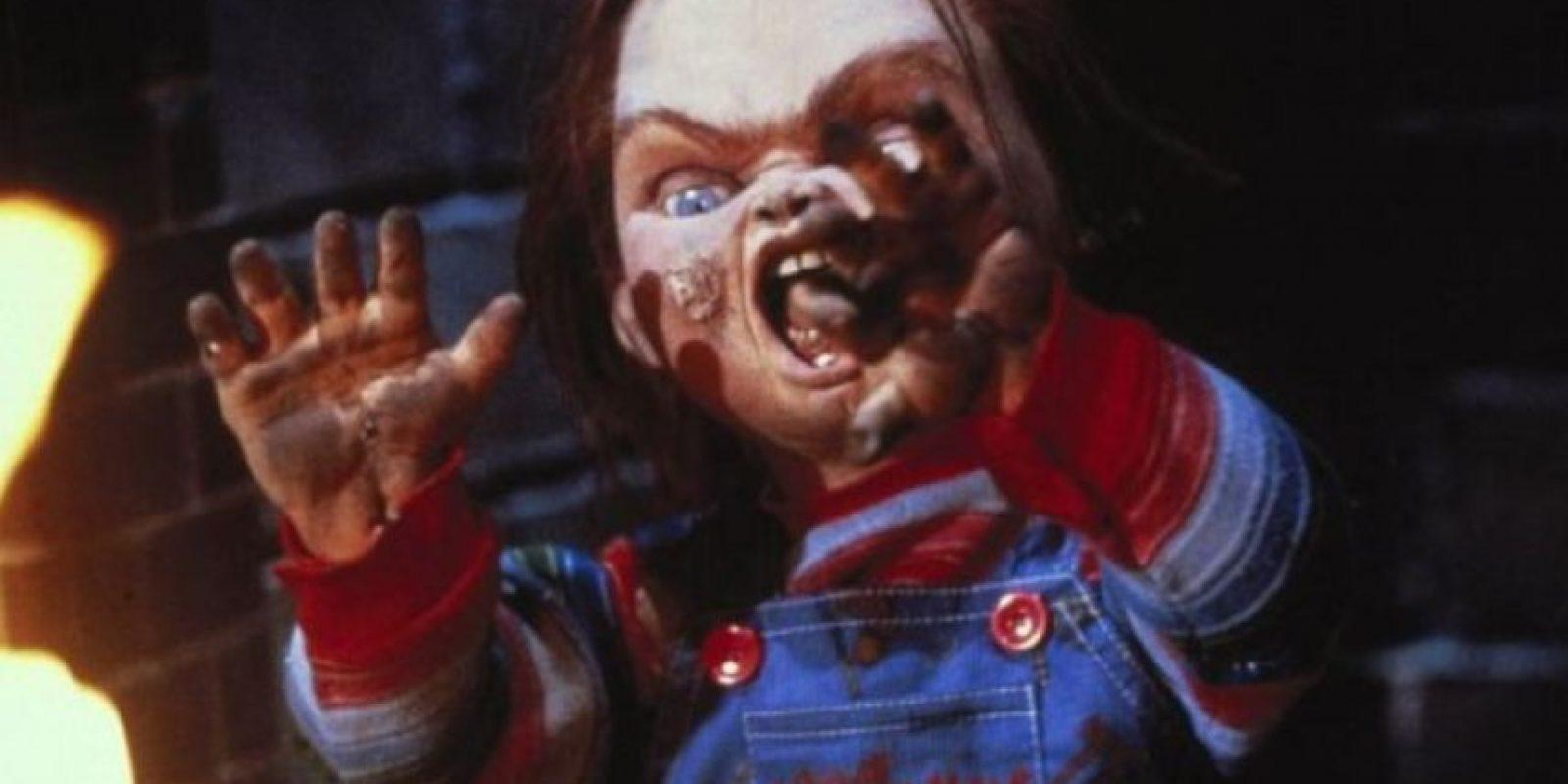 """""""Chucky, el Muñeco Diabólico"""" Foto:Universal Pictures"""