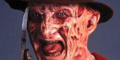 "Freddy Krueger en ""Pesadilla en la calle del infierno"" Foto:Facebook/Freddy Krueger"