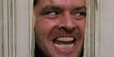 """Jack Torrence, de """"El Resplandor"""" Foto:Warner Bros"""