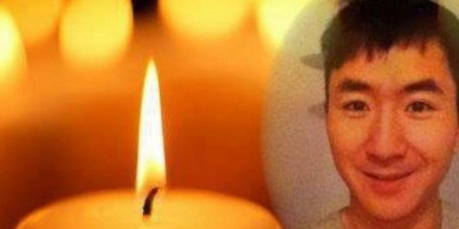 En 2012, Luka Magnotta asesinó a Jun Lin, un estudiante chino al que descuartizó para después practicar necrofilia y canibalismo con su cadaver Foto:Twitter