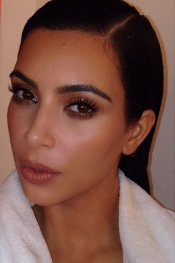 Se ha dicho que Kim no cobró por las fotos Foto:Instagram @kimkardashian