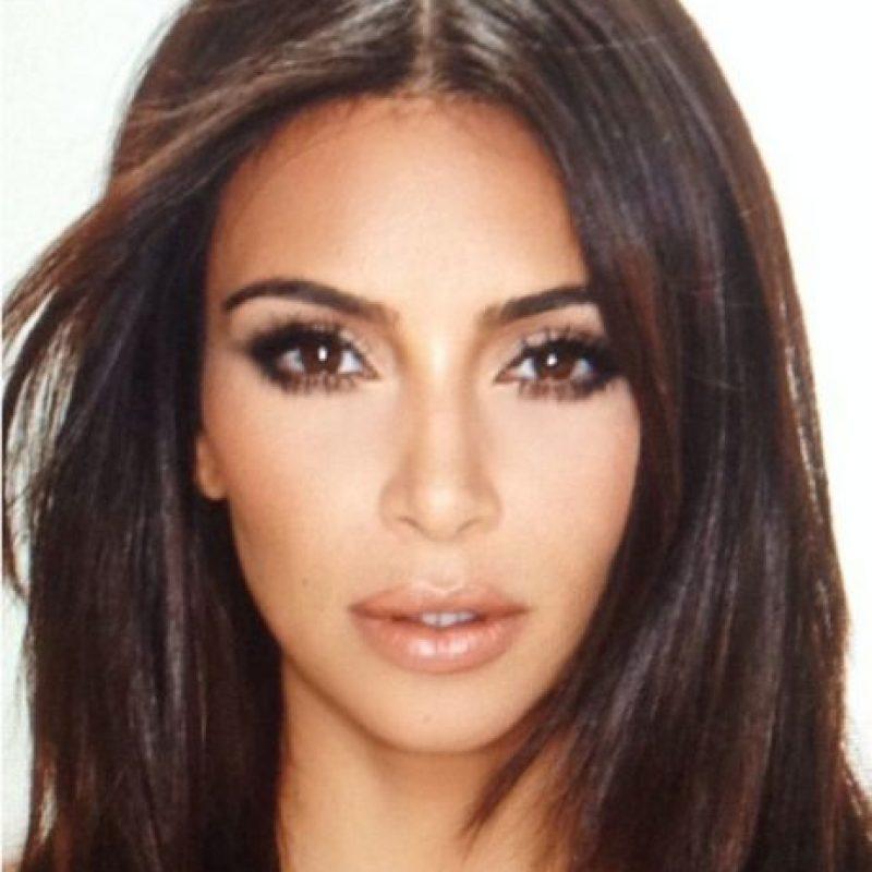 La apoyó en la decisión de desnudarse Foto:Instagram @kimkardashian