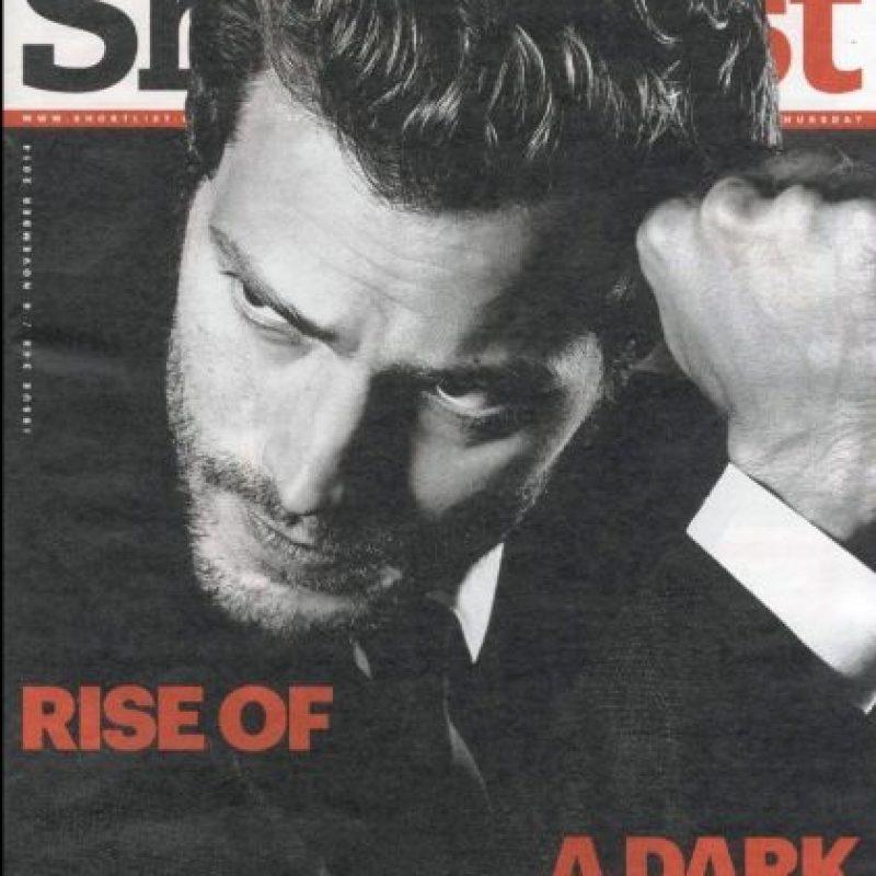 """Jamie Dornan era modelo y protagonista de editoriales de moda para las grandes revistas. También es actor, pero se hizo conocido por interpretar a Christian Grey en """"50 sombras de Grey"""". Aquí les dejamos sus fotos más sensuales Foto:Facebook/Jamie Dornan"""