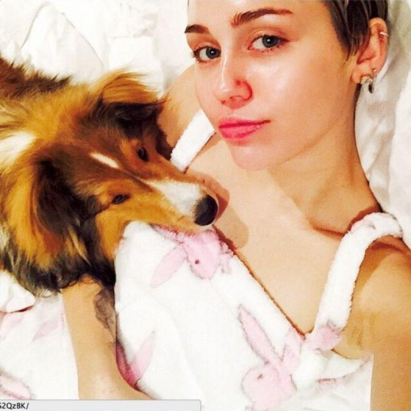 La familia del modelo ya conoce a Miley Foto:Instagram @mileycyrus