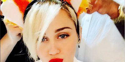Ella tiene 21 año Foto:Instagram @mileycyrus