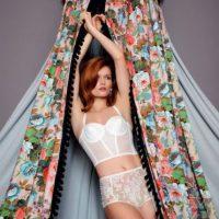La joven modelo apareció muerta en la bañera de su departamento Foto:Harper's Bazaar
