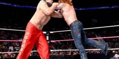 Mide 2.16 metros Foto:WWE