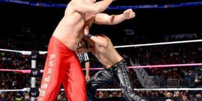 Nació en India Foto:WWE