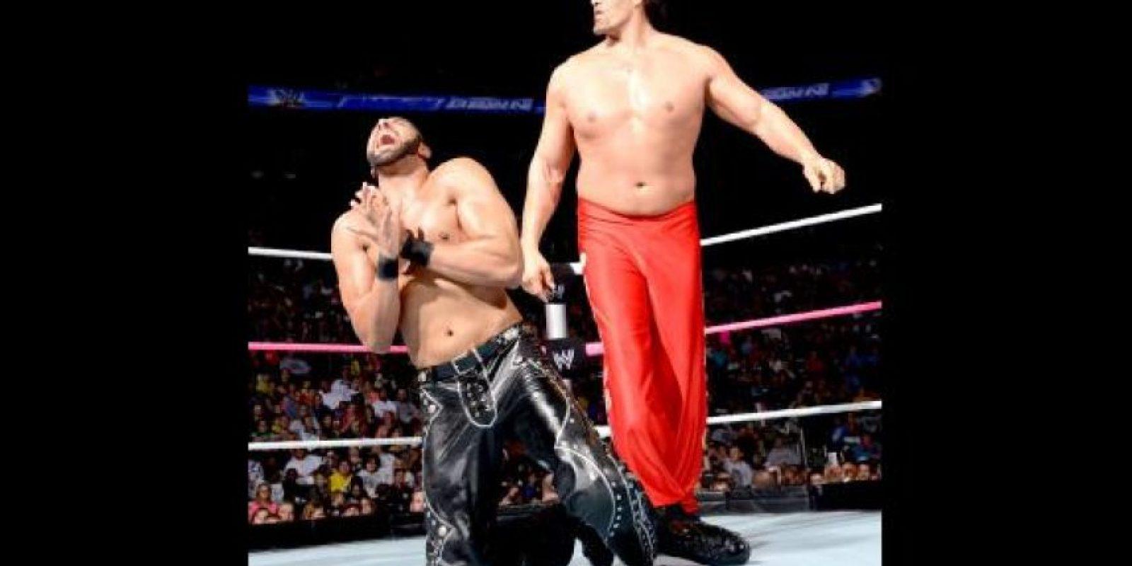 Llegó a la empresa en 2006 Foto:WWE