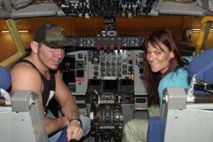 Matt Hardy y Lita tuvieron una relación estable Foto:WWE