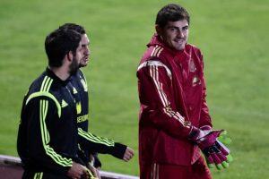 Los españoles enfrentan a un equipo que solo ha sumado una unidad en la eliminatoria rumbo a la Euro 2016 Foto:Getty