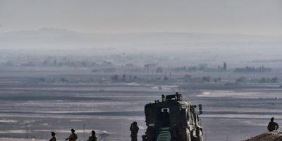 El grupo terrorista recibe ingresos de venta de petróleo, secuestros, y extorsión de la población. Foto:AFP