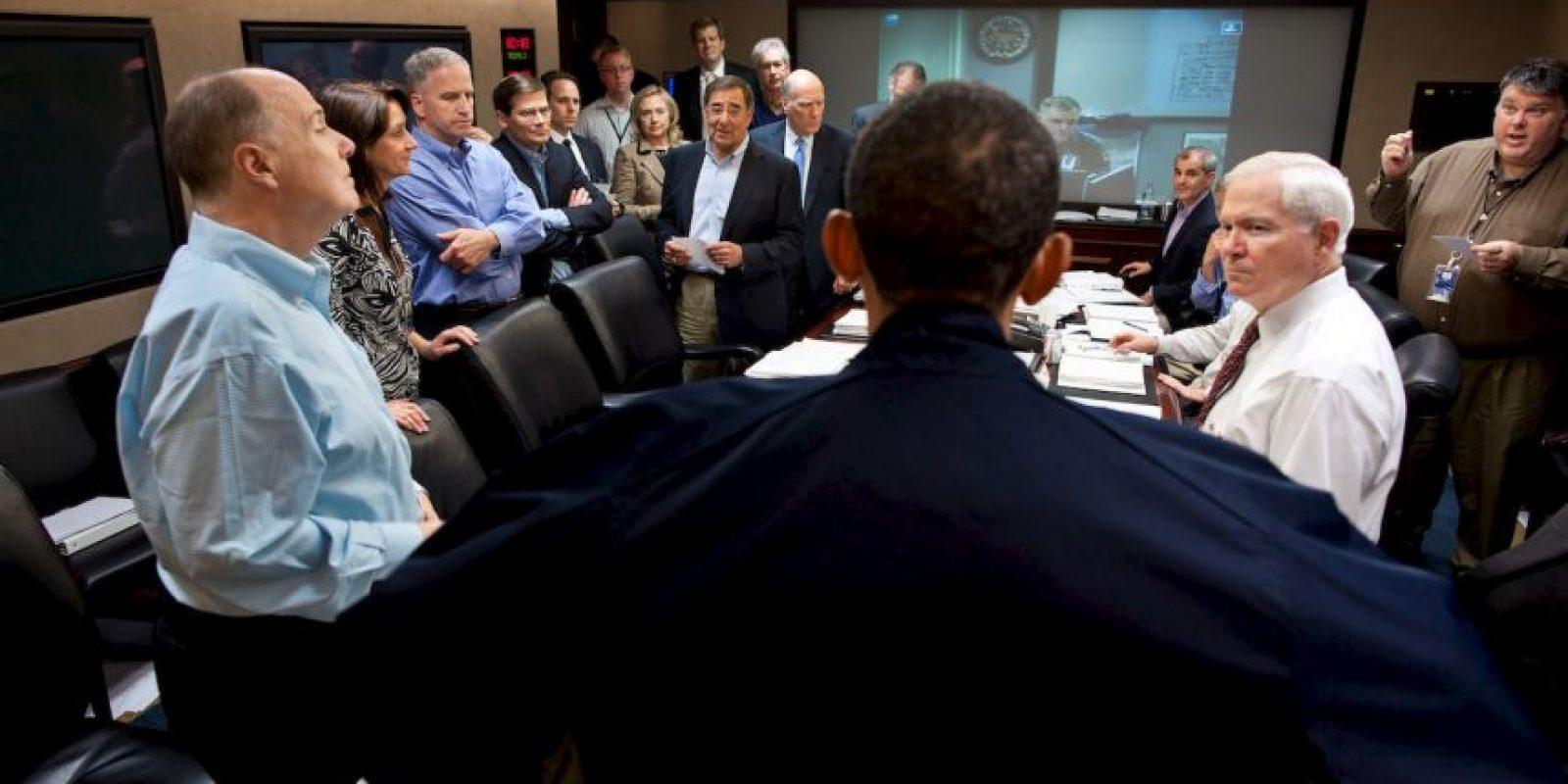 Además, era acusado de otros atentados, contra embajadas de Estados Unidos en Tanzania y Kenia. Foto:Getty