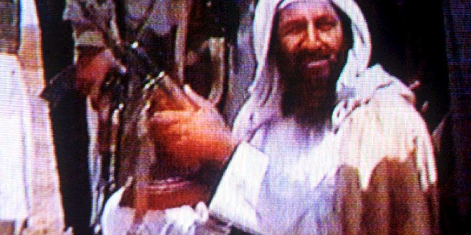 Bin Laden fue del atentado al World Trade Center de Nueva York el 11 de septiembre de 2001. Foto:Getty