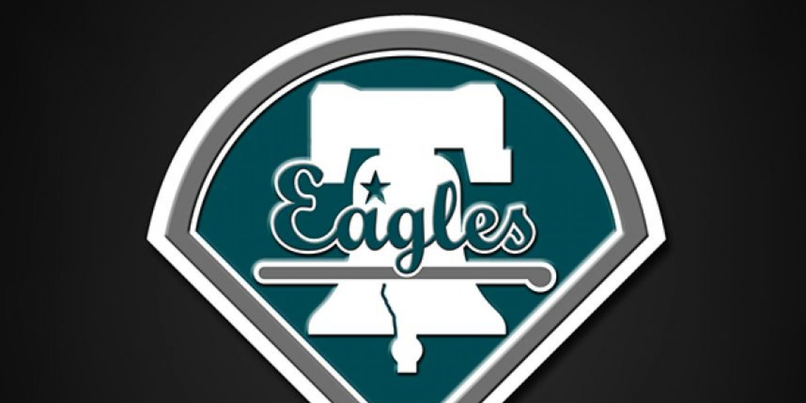 Philadelphia Eagles y Philadelphia Phillies Foto: DailySnark