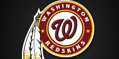 Washington Redskins y Washington Nationals Foto: DailySnark