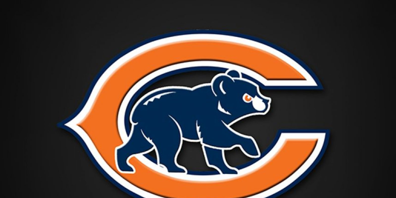 Chicago Bears y Chicago Cubs Foto: DailySnark