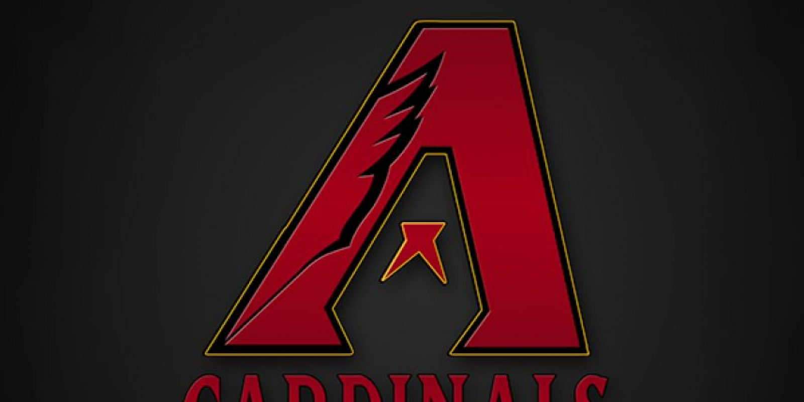 Arizona Cardinals y Arizona Diamondbacks Foto: DailySnark
