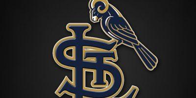 St. Louis Rams y St. Louis Cardinals Foto:DailySnark