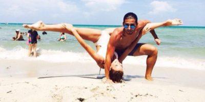 FOTOS: Las imágenes más románticas de Zuleyka Rivera y Jason Canela