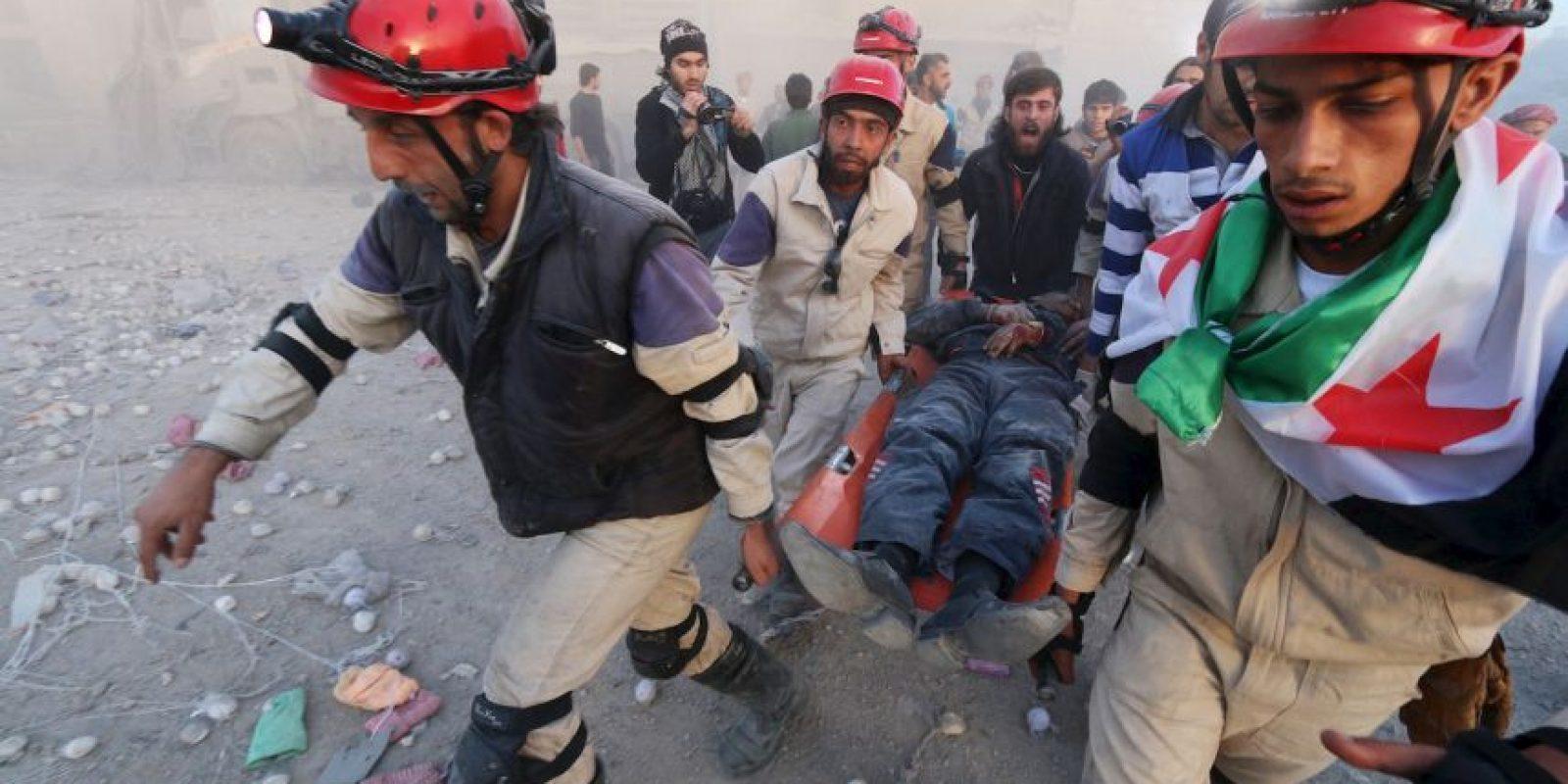 Según The New York Times, durante los pasados días elementos de inteligencia norteamericana recibieron información de que el Estado Islámico había asesinado al ex militar y trabajador humanitario Peter Kassig. Foto:AFP