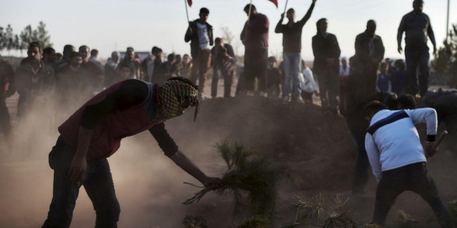 También fueron decapitados los británicos Alan Henning y David Haines. Foto:AFP