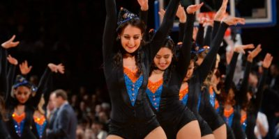Fotos: Cheerleaders, el toque sensual en la NBA