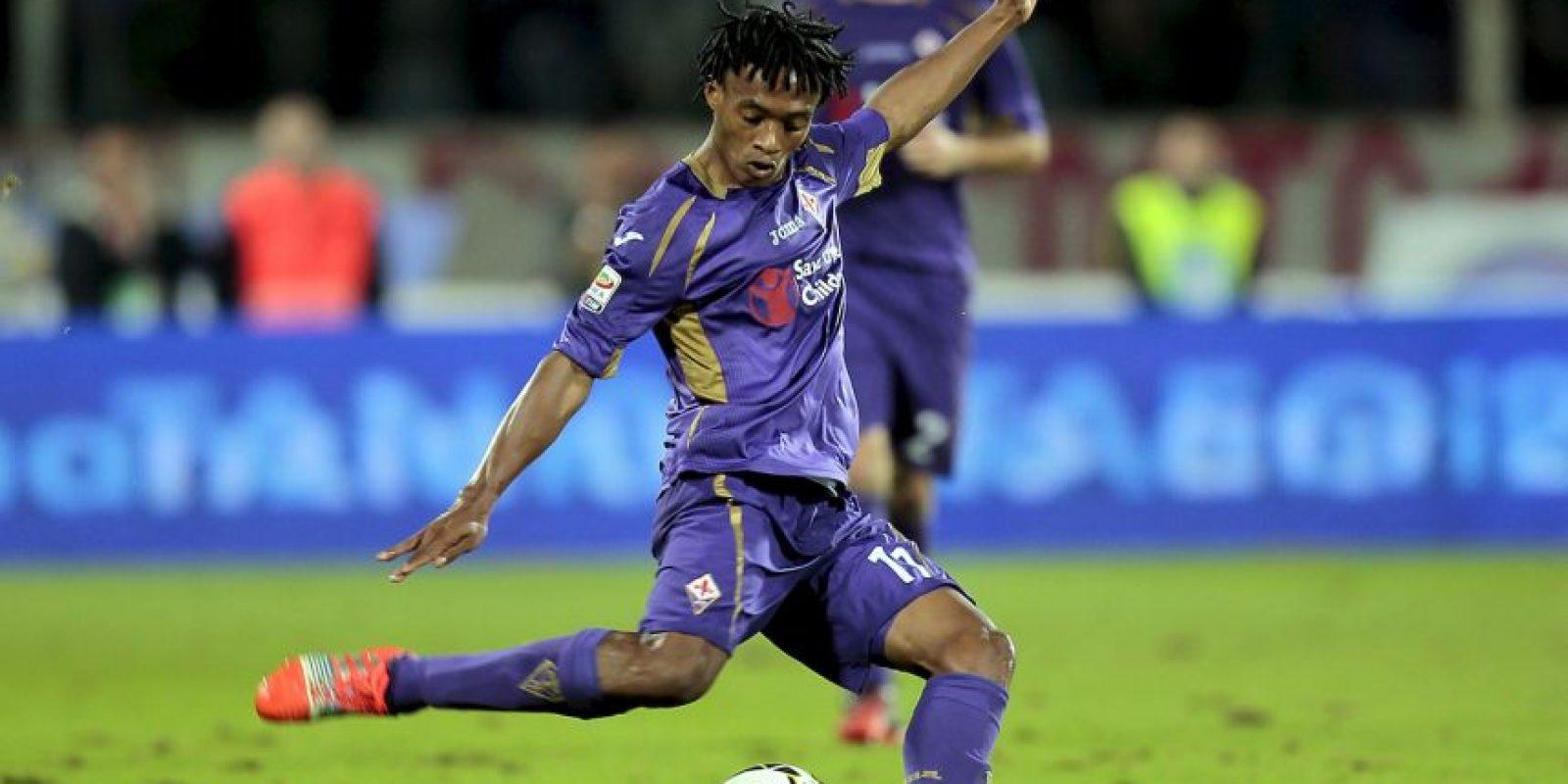 Pertenece a la Fiorentina de la Serie A Foto:Getty