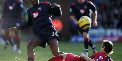 Valery sustituyó a Foé, quien tuvo una muerte fulminante, en la Copa Confederaciones 2003 Foto:Getty
