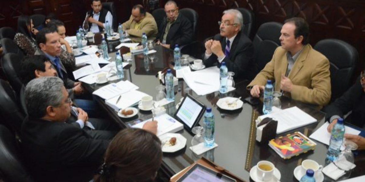 Gudy Rivera confía en que se aprobará el presupuesto 2015