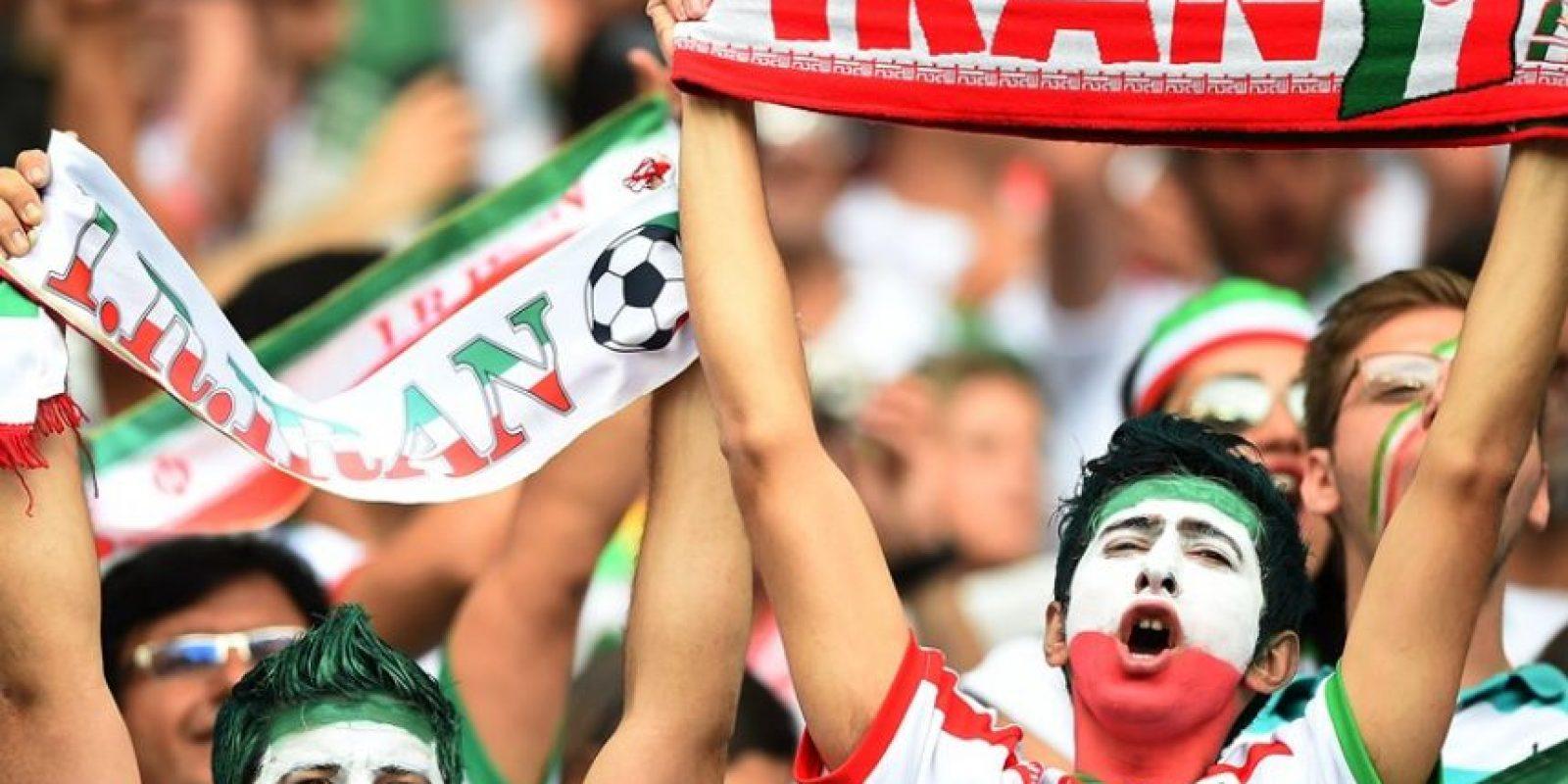 La Federación de Irán está en problemas Foto:Getty