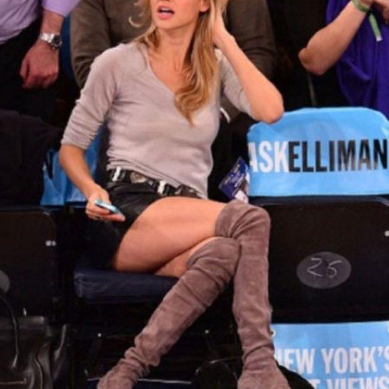 Estuvo en primera fila del Madison Square Garden Foto:Instagram: @kellyrohr