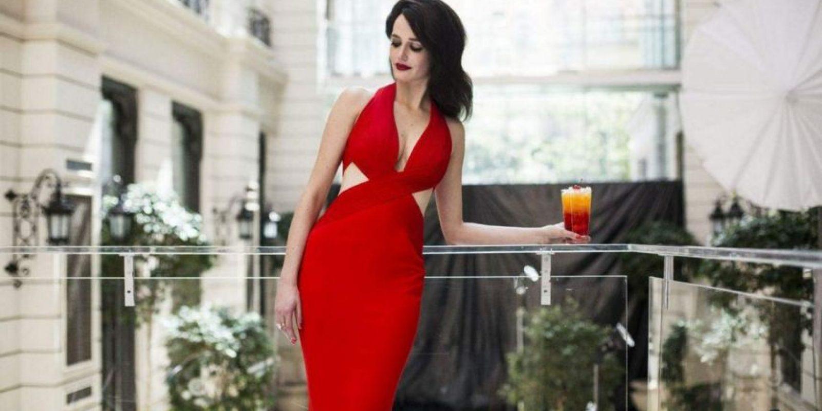Eva Green es considerada una de las actrices más sensuales Foto:Campari