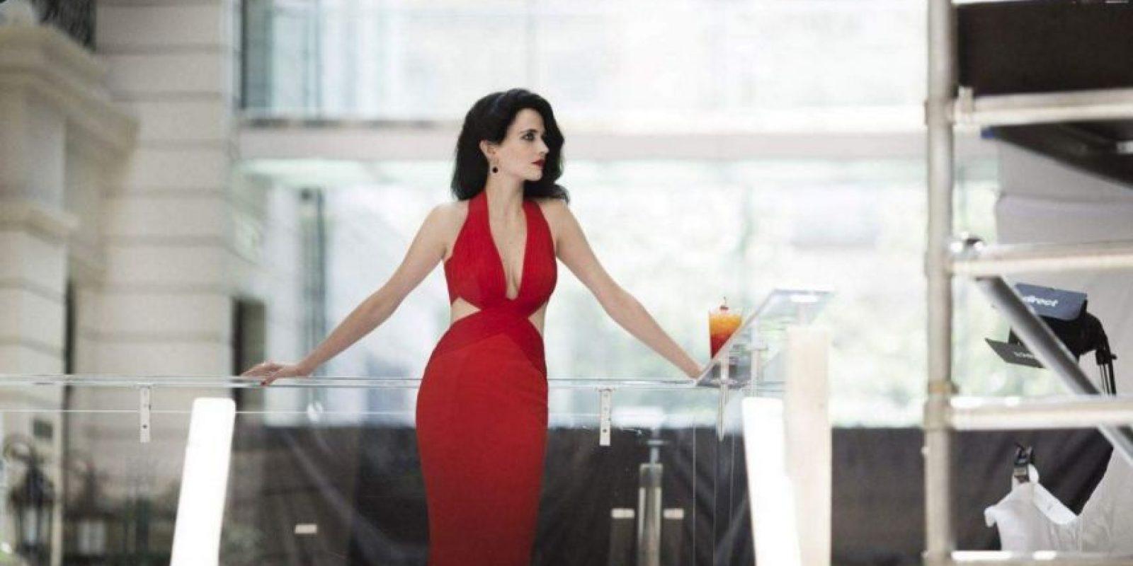 """Tmabién en """"Sin City: A Dame To Kill For"""" aparece en varias escenas sin ropa Foto:Campari"""