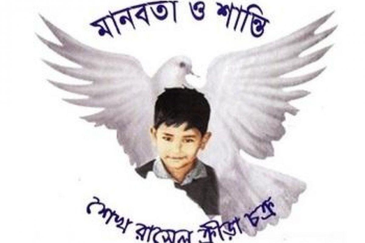 Sheikh Russel KC (Bangladesh) Foto:Twitter