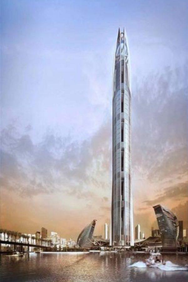 Se encontraría en Dubai y mediría poco más de un kilómetro de altura. Foto:Wikipedia