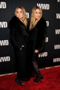 Mary-Kate y Ashley Olsen miden 1.55 metros Foto: Getty Images