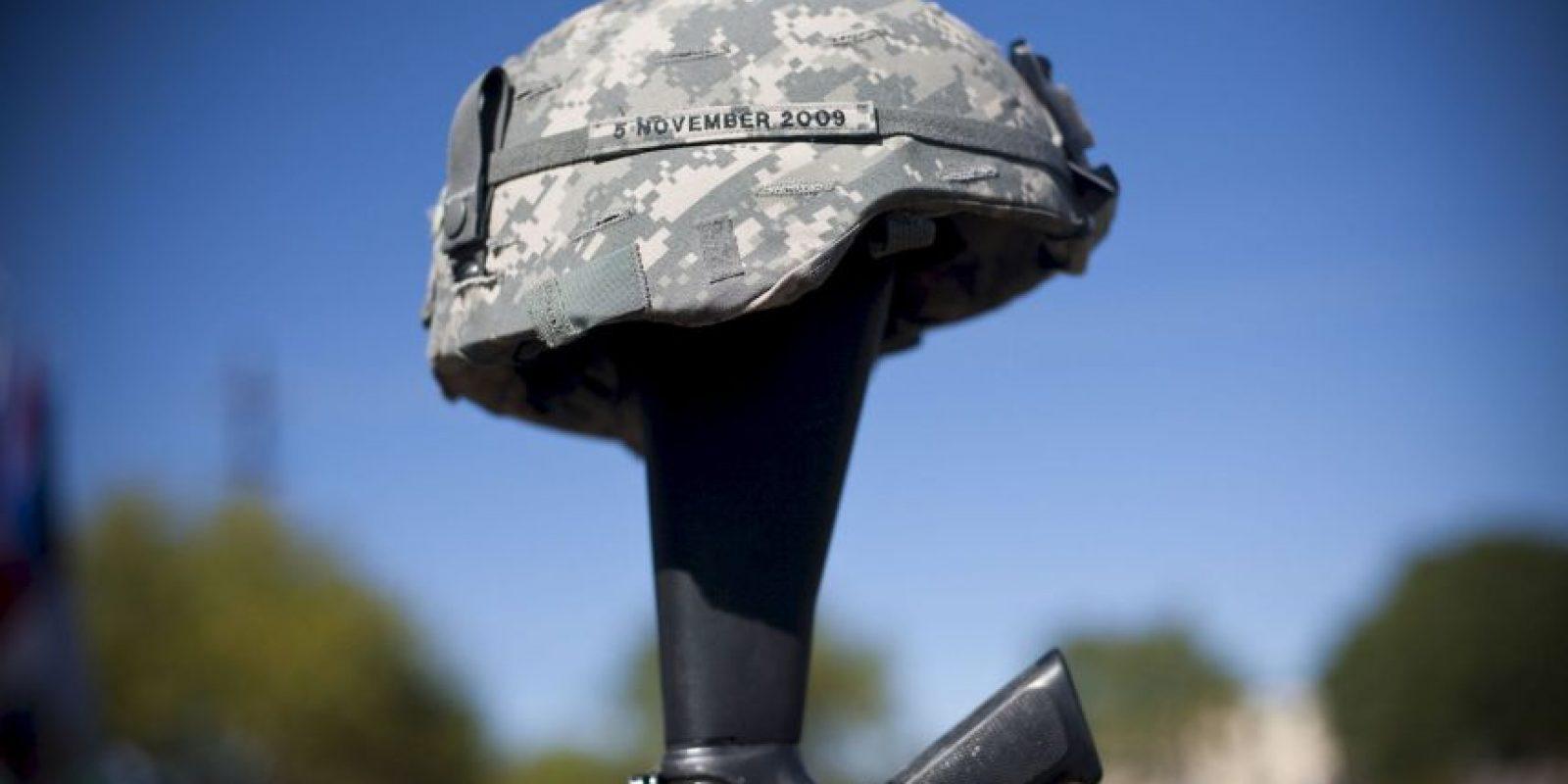 5. Datos oficiales estiman en dos millones 700 mil, el número de armas militares Foto:Getty Images