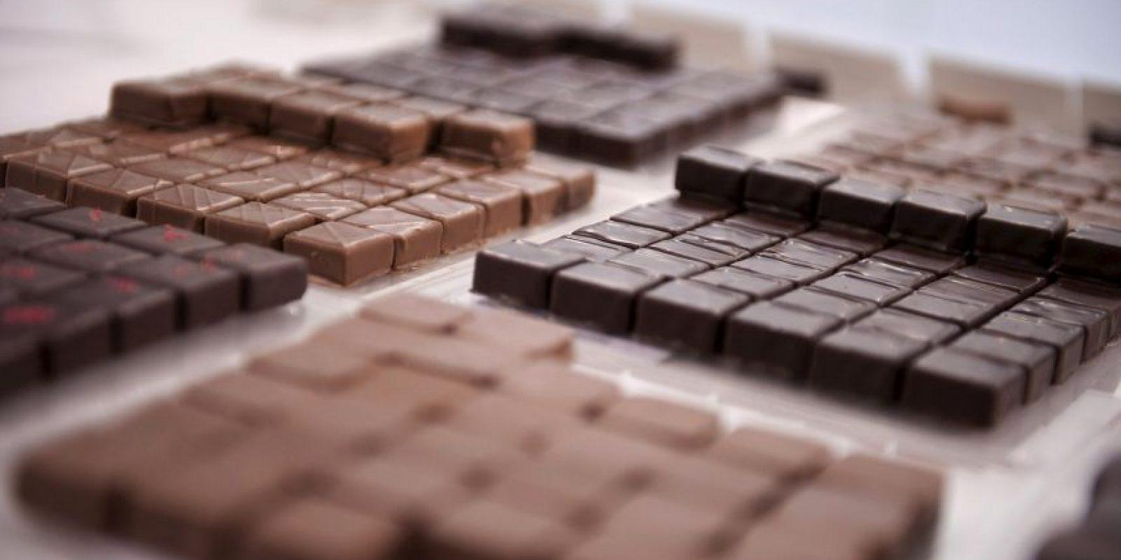 7. Mientras más puro sea, es mejor para personas que sufren diabetes, ya que no contiene azúcar. Foto:Getty Images