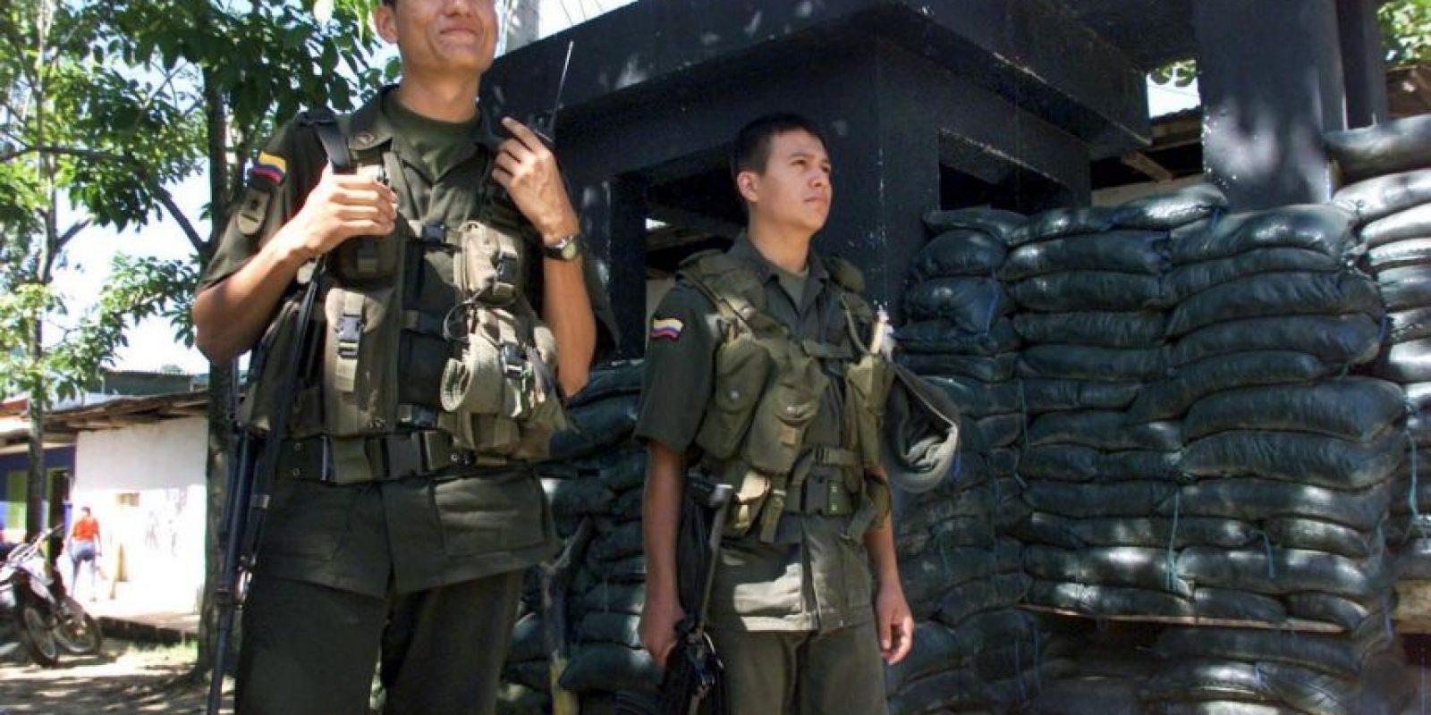 Los diálogos o negociaciones de paz entre el gobierno del presidente Juan Manuel Santos y las FARC son conocidos también como proceso de paz en Colombia. Foto:Getty Images