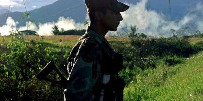 Las FARC son consideradas una agrupación terrorista. Foto:Getty Images