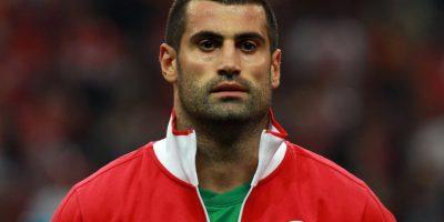 El arquero ha jugado en 53 encuentros con la Selección turca, donde debutó en 2004 ante Bélgica. Foto:Getty Images