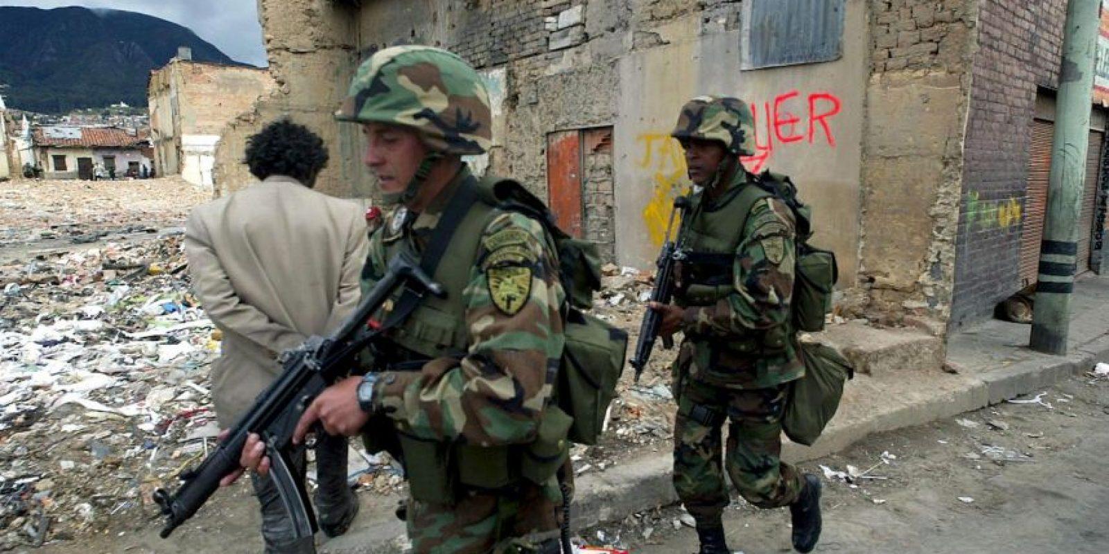 El Gobierno ha dado una lucha intensa contra dicho grupo. Foto:Getty Images