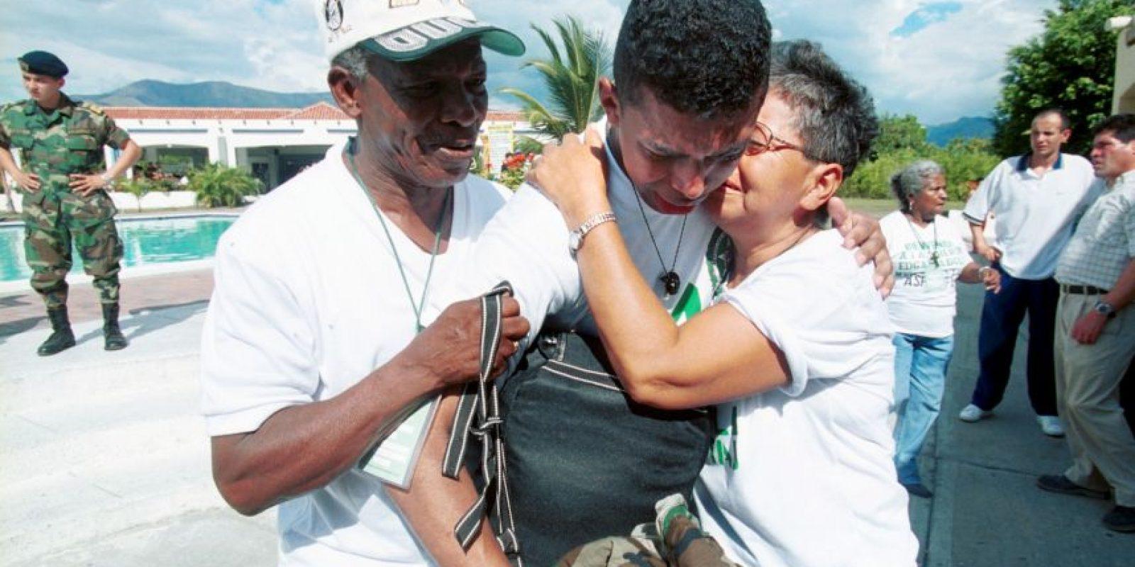 Muchos han sido víctimas de la guerrilla. Foto:Getty Images